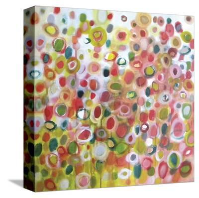 Wild Garden-Jessica Torrant-Stretched Canvas Print