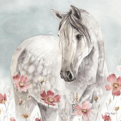 Wild Horses IV-Lisa Audit-Art Print