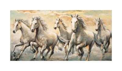 Wild Horses-Ralph Steele-Giclee Print