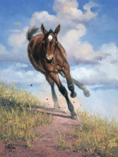 Wild Oats-Jack Sorenson-Art Print