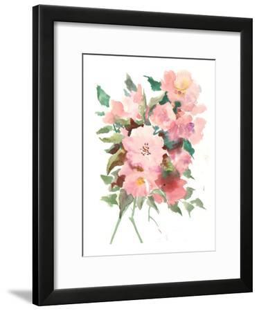 Wild Roses-Suren Nersisyan-Framed Art Print