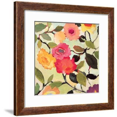 Wild Roses-Kim Parker-Framed Giclee Print