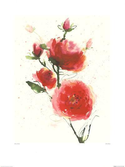 Wild Ruby-Olivia Wade-Art Print