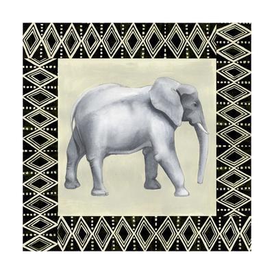 Wild Safari II-Grace Popp-Framed Art Print