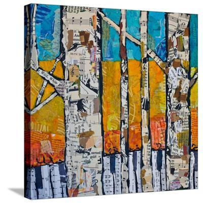Wild White 1--Stretched Canvas Print