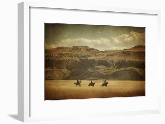Wild Wild West-Roberta Murray-Framed Photographic Print