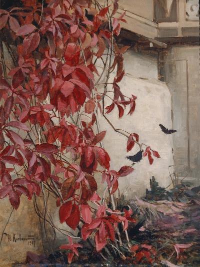 Wild Wine, 1907-Julius Sergius von Klever-Giclee Print