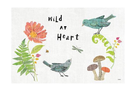 Wild Wings I-Sue Schlabach-Art Print