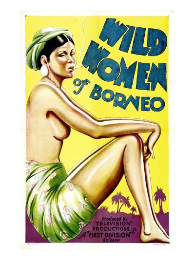 Wild Women of Borneo, 1931--Photo