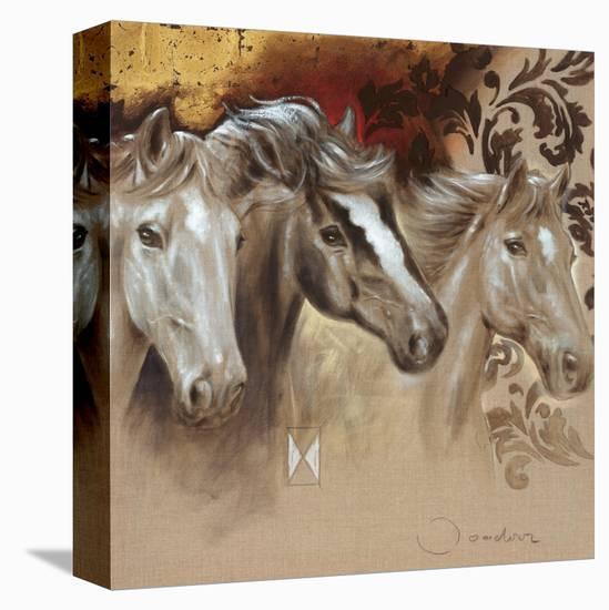 Wilde Elegance-Joadoor-Stretched Canvas Print
