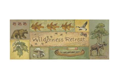 Wilderness Retreat-Anita Phillips-Art Print