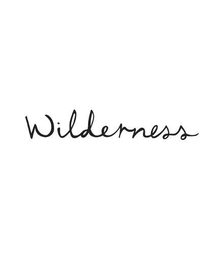 Wilderness-Clara Wells-Giclee Print