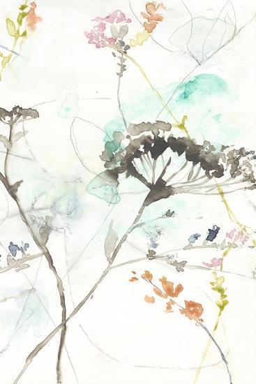 Wildflower Breath II-Jennifer Goldberger-Premium Giclee Print