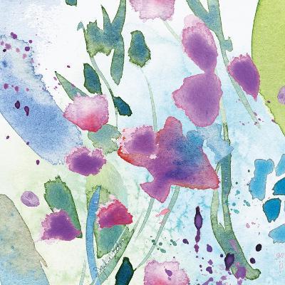 Wildflower Dance I-Julie Paton-Art Print