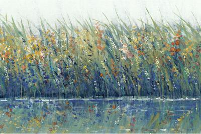 Wildflower Reflection I-Tim OToole-Art Print