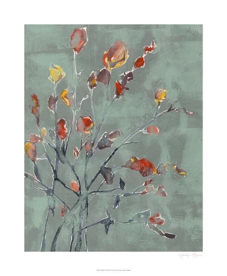 Wildflower Watercolors II-Jennifer Goldberger-Limited Edition