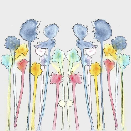 Wildflowers-Tammy Kushnir-Giclee Print