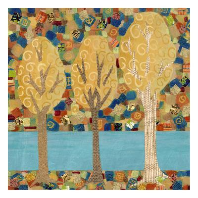 Wildwood 2-Margaret Reule-Art Print