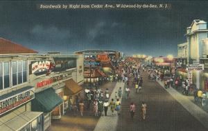Wildwood-by-the-Sea, New Jersey