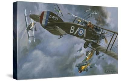 Aircraft in Dogfight