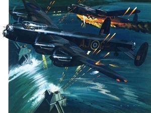 Dambusters by Wilf Hardy