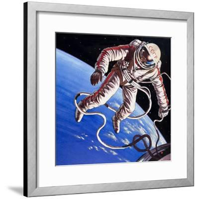 Famous Firsts: Space-Walk!