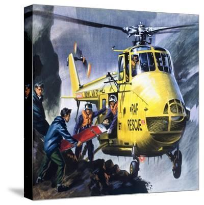 Search and Rescue, from 'Into the Blue'