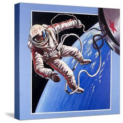 Space-Walk, from 'Famous Firsts'