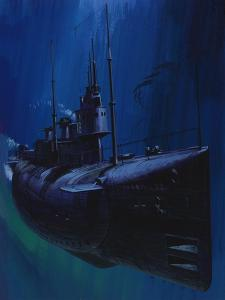Suicide Subs by Wilf Hardy