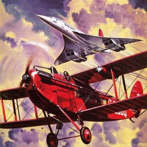 The Story of Britain's Airlines by Wilf Hardy