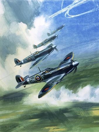 The Supermarine Spitfire Mark Ix