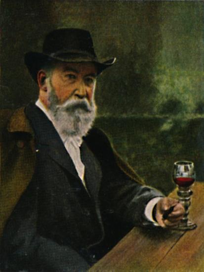 'Wilhelm Busch 1832-1908', 1934-Unknown-Giclee Print