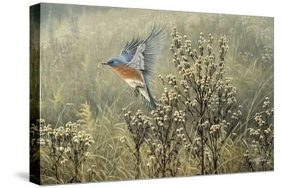 October Meadow by Wilhelm Goebel