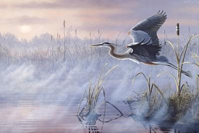 Rising Marsh by Wilhelm Goebel