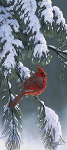 Winter Light 1 by Wilhelm Goebel