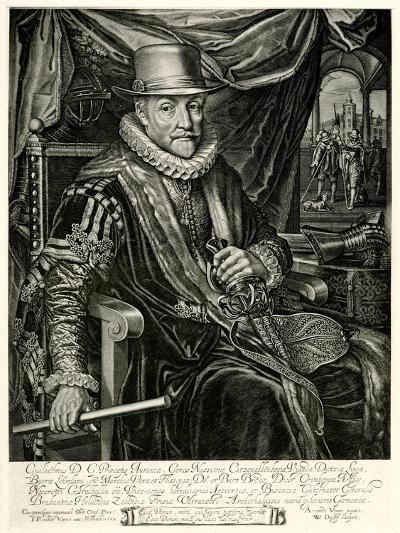 Wilhelm I. Von Nassau-Oranien, 1884-90--Giclee Print
