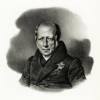 Wilhelm Von Humboldt, 1884-90--Giclee Print