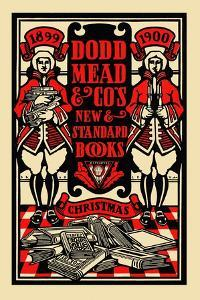 Dodd Mead & Co's New & Standard Books, Christmas, 1899-1900 by Will Bradley