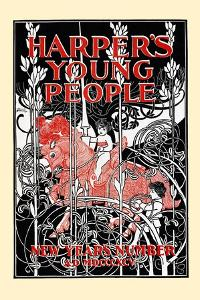 Harper's Young People, New Year's Number by Will Bradley