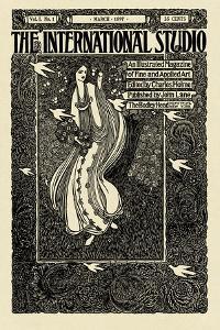 The International Studio, March 1897 by Will Bradley