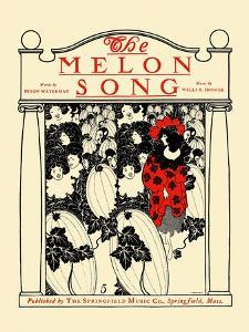 The Melon Song by Will Bradley