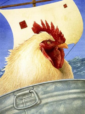 Chicken Ship by Will Bullas