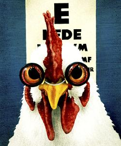 Cock Eye Doc by Will Bullas
