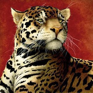 Fire Cat by Will Bullas