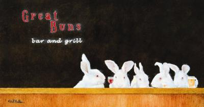 Great Buns B & G by Will Bullas