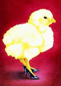 Hot Chicks and High Heels by Will Bullas