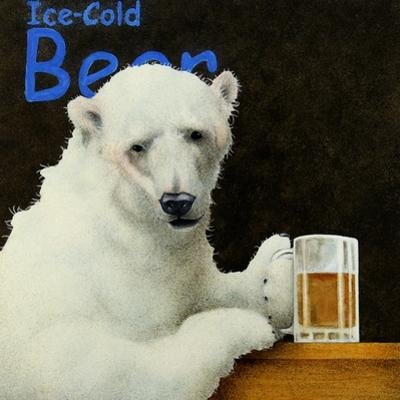 Ice-cold Bear by Will Bullas