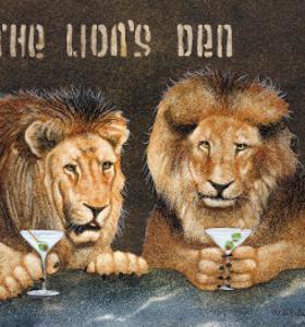 Lions Den by Will Bullas