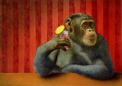 Monkey Bars I by Will Bullas