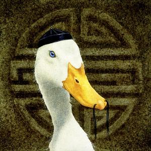 Peking Duck by Will Bullas